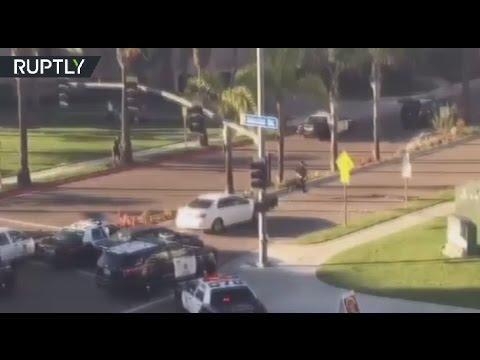 Gunman in San Diego apartment complex shooting was a car mechanic who had ...