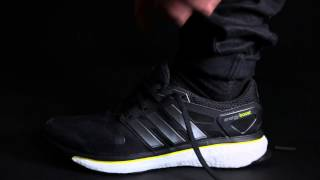 IN  MOTION | adidas Energy Boost Running Shoes