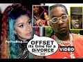 Download mp3 Cardi B Ready to Divorce OFFSET her Baby Daddy 💔👊 Changed Motorsport Lyrics On Stage! Video for free