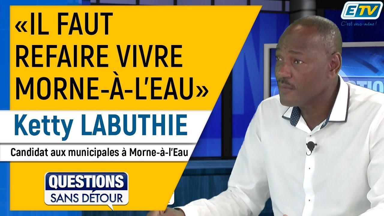 Questions Sans Détour avec Ketty LABUTHIE
