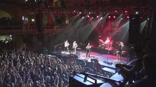 SERJ TANKIAN @ LUCERNA / PRAGUE 2012 FULL SHOW HD 1080p