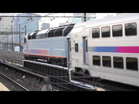 Amtrak & NJ Transit Harrison Station