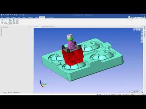 WORKNC | Designer - Modulo de Electrodos | WORKNC 2020.1