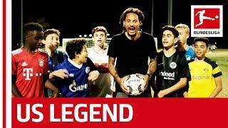 Jermaine Jones On What Makes The Bundesliga So Special