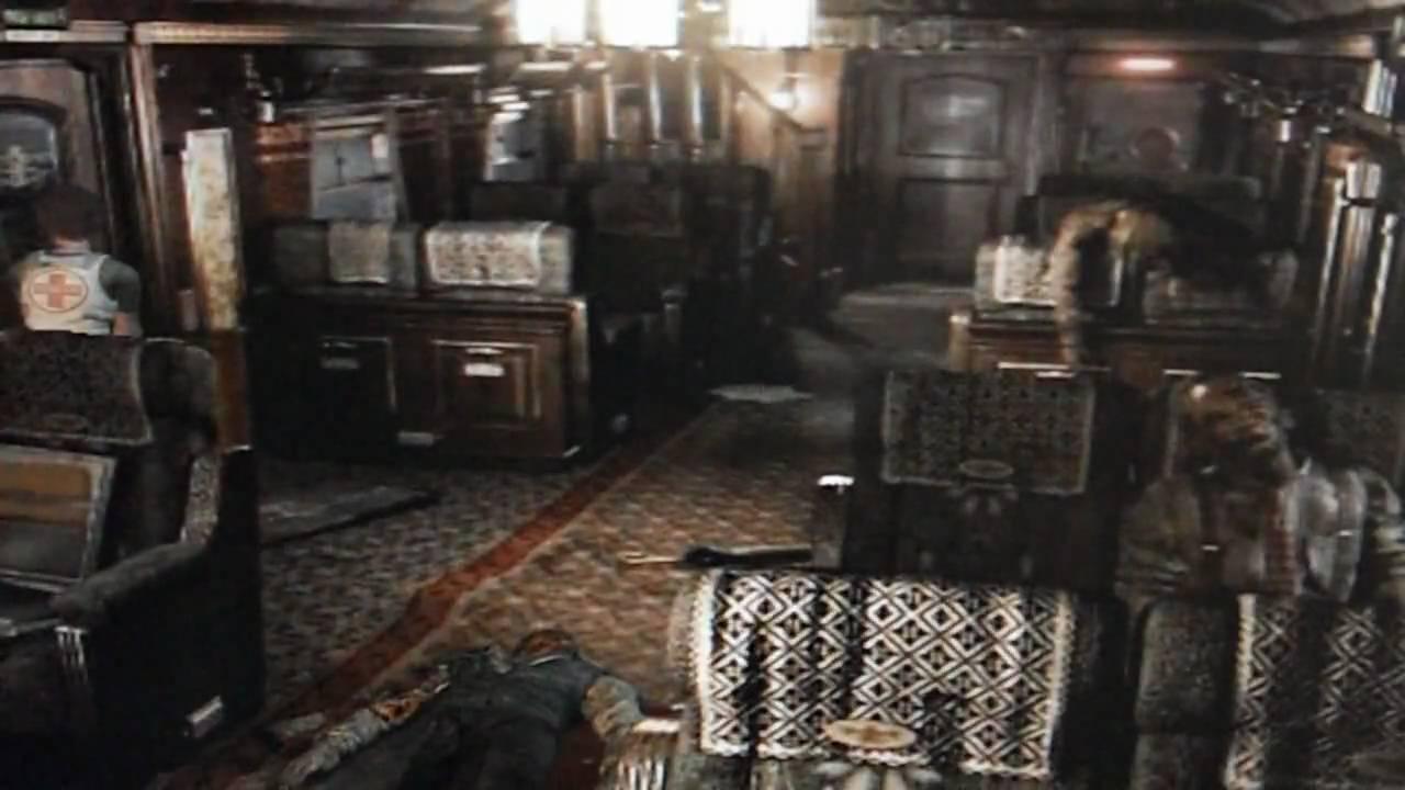GC] Resident Evil Zero
