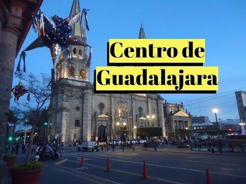 EN EL CENTRO DE GUADALAJARA JALISCO - MEXICO - Lorena Lara