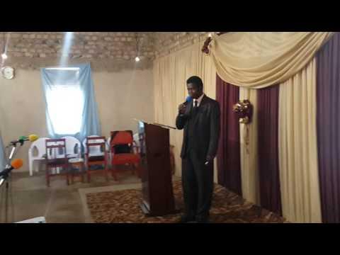 Spiritual gifts. Part 1. P. H. Bamaiyi. RCCG Ebenezer Parish, Ishaka-Bushenyi, Uganda 26/02/2017