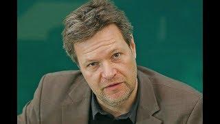 Ausgekoppelt: Robert Habeck (Die Grünen) über den neuen Koalitionsvertrag in Schleswig-Holstein