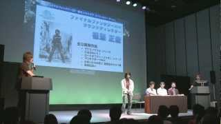 FINAL FANTASY XIV Special Talk Session