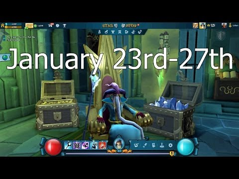 Community Contest: Mighty Quest For Epic Loot (Jan 23rd-27th)