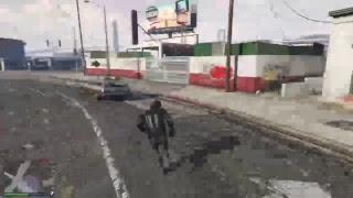 Jugando GTA online