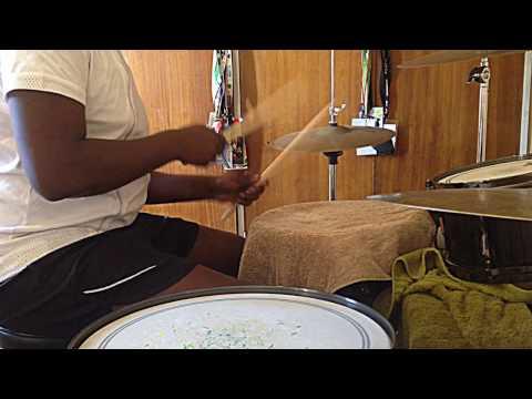 AKA & Anatii - 10 Fingers (Drum Cover)