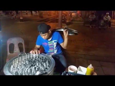 AISKRIM GOYANG DI WATERFRONT KUCHING,SARAWAK