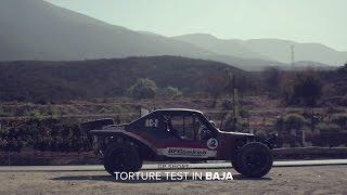 torture testing bf goodrich k02 tires in baja