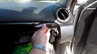 Инструкция по замене фильтра салона Mazda 3 2007 | How change filter mazda 3 2007 manual
