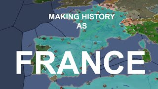 Making History GOLD Time-Lapse as France