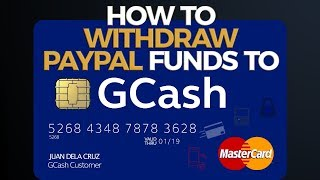 How to Withdraw Paypal Funds to Gcash - FAST!!!