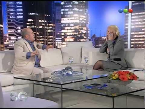 Jose Luis Gioia entrevista con Susana Parte 1 - Susana Gimenez 2007
