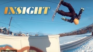 Insight - Alek Oestreng - TransWorld SNOWboarding [HD]