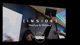 Balaclavas in Church, are Christ and Drill music compatible? | Boiler Room: Inside