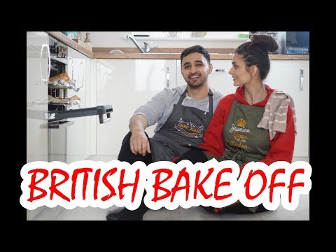 THE ASIAN BRITISH BAKE OFF!