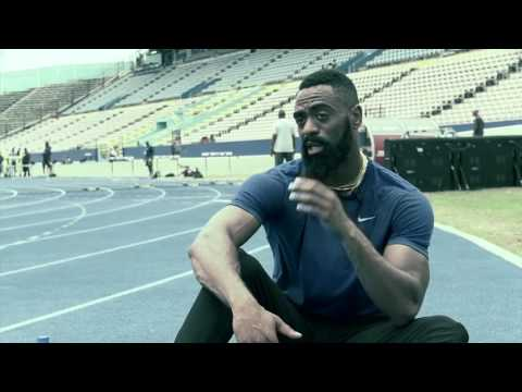 Tyson Gay | Training Camp | RioToday