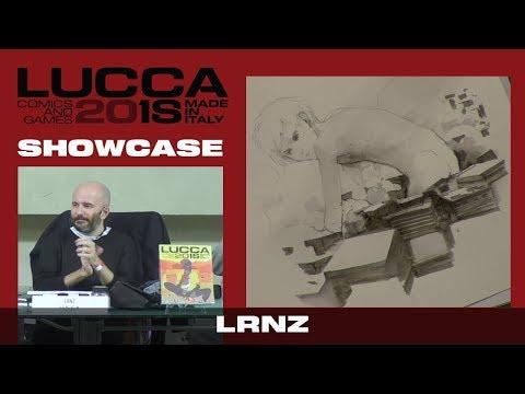 [Lucca Comucs & Games] Showcase Lrnz