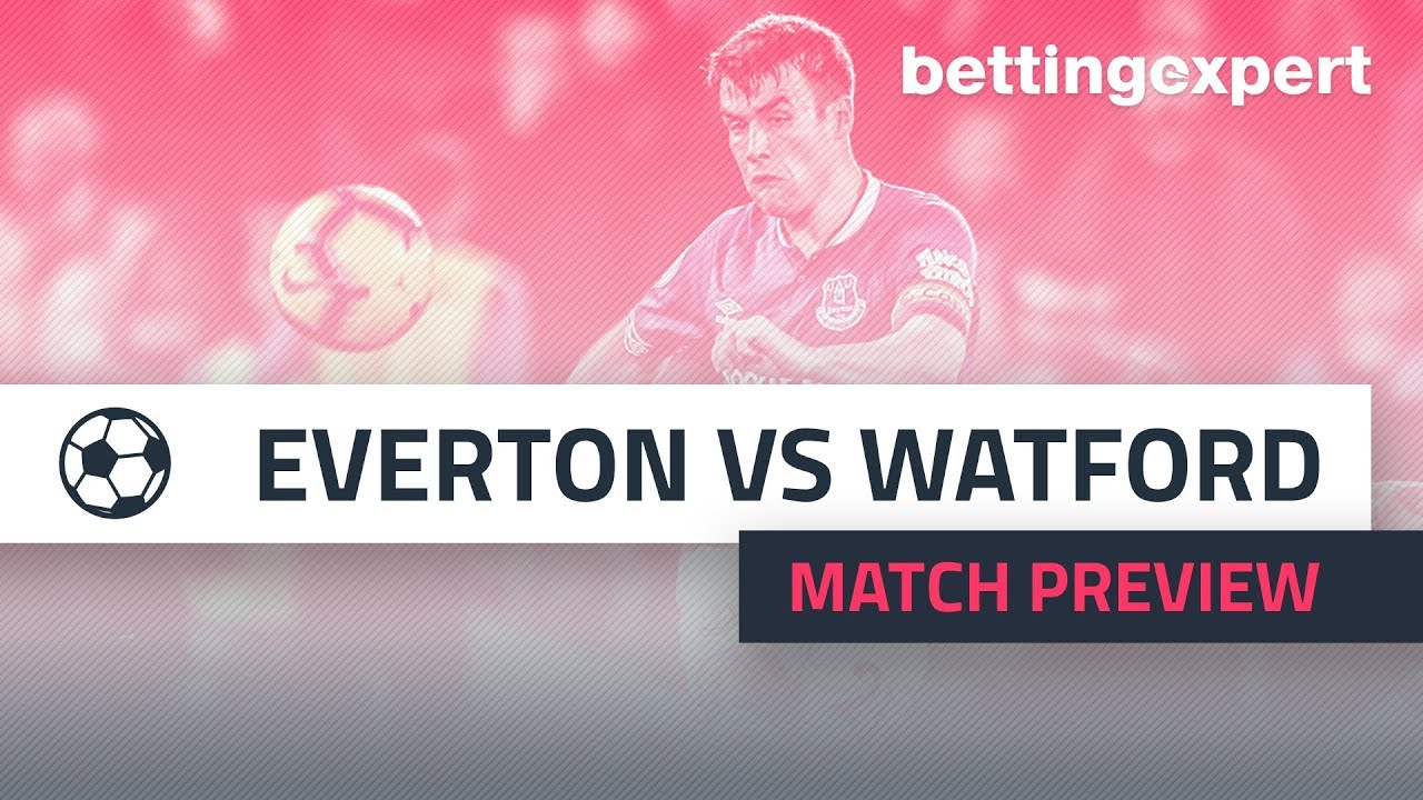 Premier league Predictions | Top 3 betting tips for Everton vs Watford