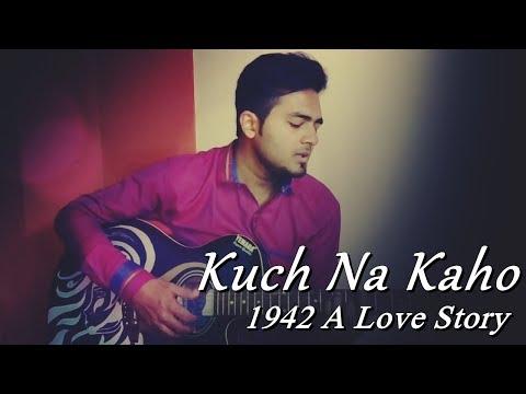 kuch-na-kaho---kumar-sanu-|-1942-a-love-story-sanam-cover