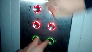Обзор пассажирского лифта 400 кг