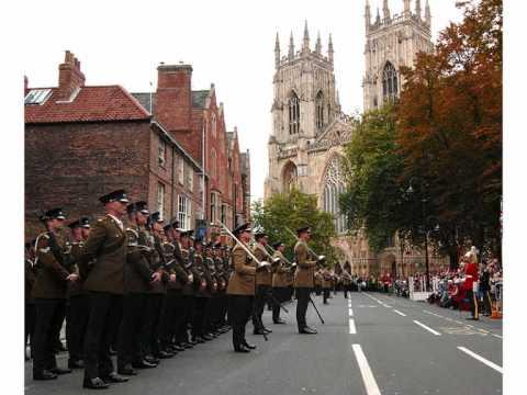 Royal Dragoon Guards (Quick March)
