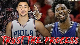 Ben simmons will not play this year and i don't trust the process