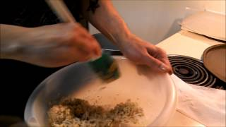 How To Make An Almond Crust Pizza