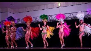 Spectacle Revue Brésilienne - Samba Show - Les Danseuses & Danseurs de la Compagnie Meu Brasil