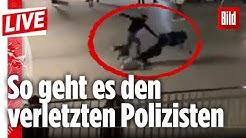 🔴 Stuttgart: Das weiß die Polizei über die brutalen Randalierer | BILD LIVE