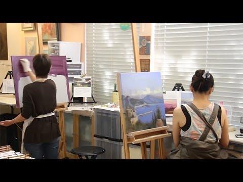 Best Adult Art Classes in Orange County