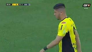 San Luis vs Universidad de Chile 1-1 GOL M.CABALLERO