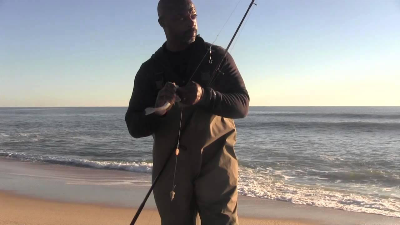 Kure beach fishing in november youtube for Kure beach fishing report