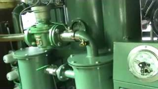 insulating oil filter machine transformer oil purification plant