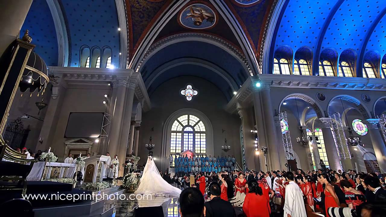 Download Dingdong Dantes & Marian Rivera Wedding Photos by Nice Print Photography
