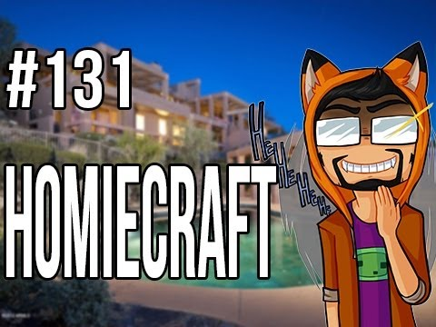 Homiecraft | Ep.131 | The Sly Industries Tower!