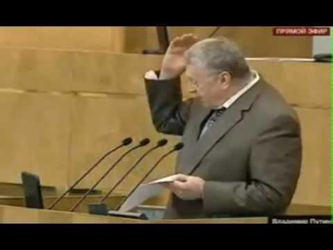 Жириновский хочет похоронить Зюганова в Мавзолее.