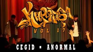 CEGID - ANORMAL (Kargaşa Vol 17 Canlı Performans)