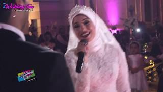 "Download Video عروسة تغني لعريسها ""مكتوبة ليك"" وتبهر الجميع بصوتها واحساسها الرائع MP3 3GP MP4"