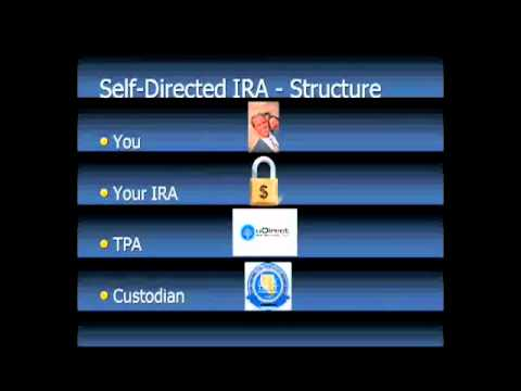 Buying Investment Property Using A Self Directed IRA To Create Real Estate Cash Flow