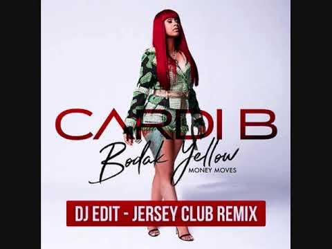 Cardi B - Bodak Yellow ( DJ EDiT Jersey Club Remix )