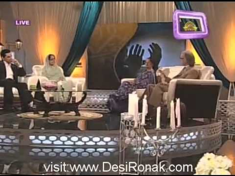 Istaqbal -e- Ramzan Special Show By Ptv Home 18th July 2012 Part 2