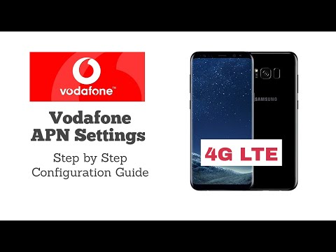 VODAFONE APN SETTINGS For Android.  BEST And FASTEST 4G APN VODAFONE INDIA