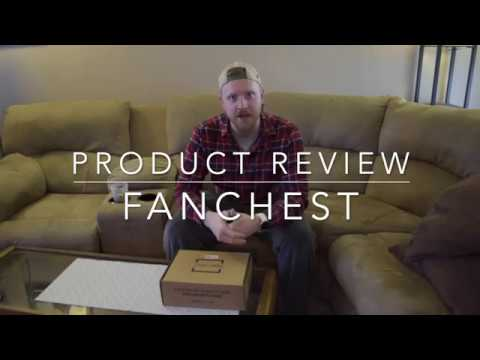 FANCHEST Product Review/Unboxing - Minnesota Vikings - from The Tailgating Spot