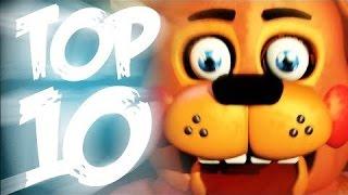 Топ-10 фактів про Toy Фредді – п'ять ночей в Фредді